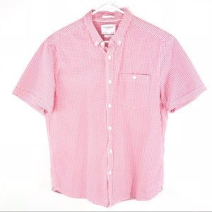 Cactus Man by Ricky Singh Slim Fit Cotton Shirt Lg
